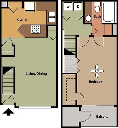 Floorplan - Ashling image