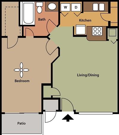 Floorplan - Cashel image