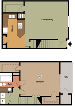 Waterford Landing - Floorplan - Lismore