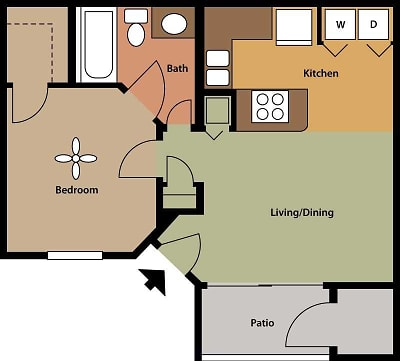Floorplan - Shandon image