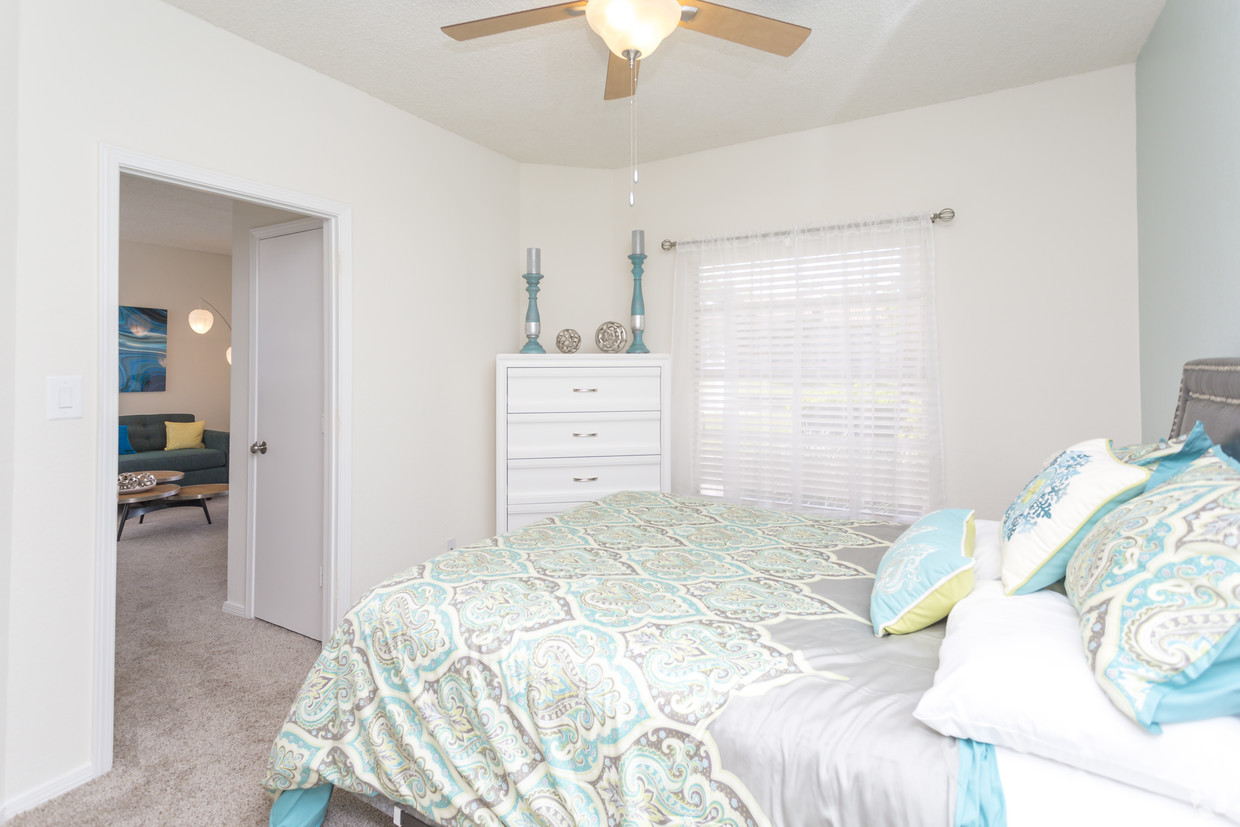Spacious Bedroom at Waterford Landing Apartments in Miami, FL