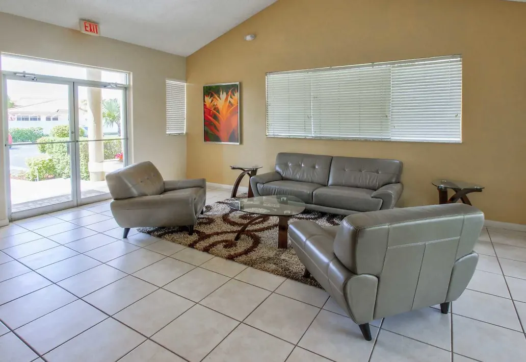 Resident Clubhouse at Waterford Landing Apartments in Miami, FL