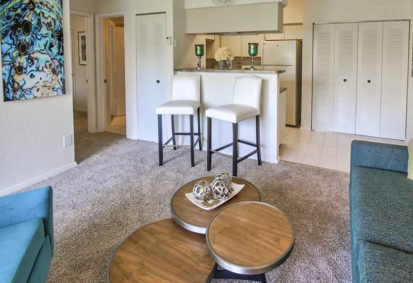 Spacious Floor Plans at Waterford Landing Apartments in Miami, FL