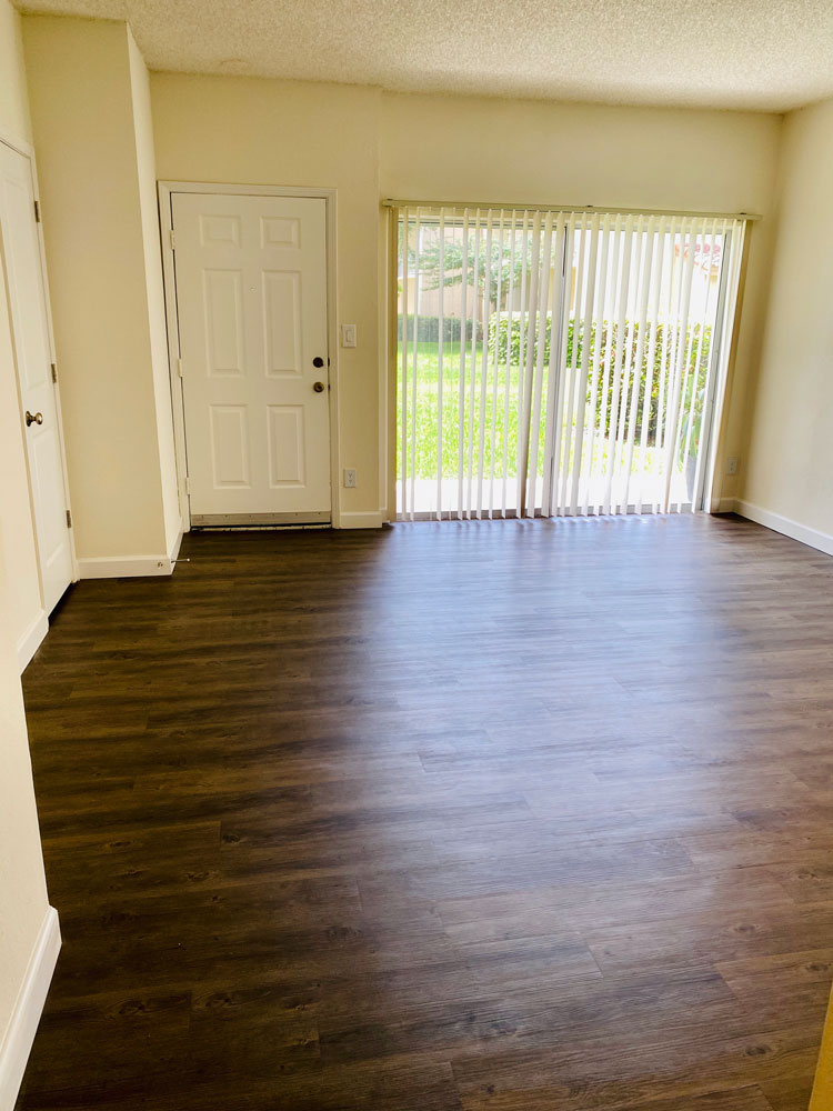 Wood Flooring at Waterford Landing Apartments in Miami, FL