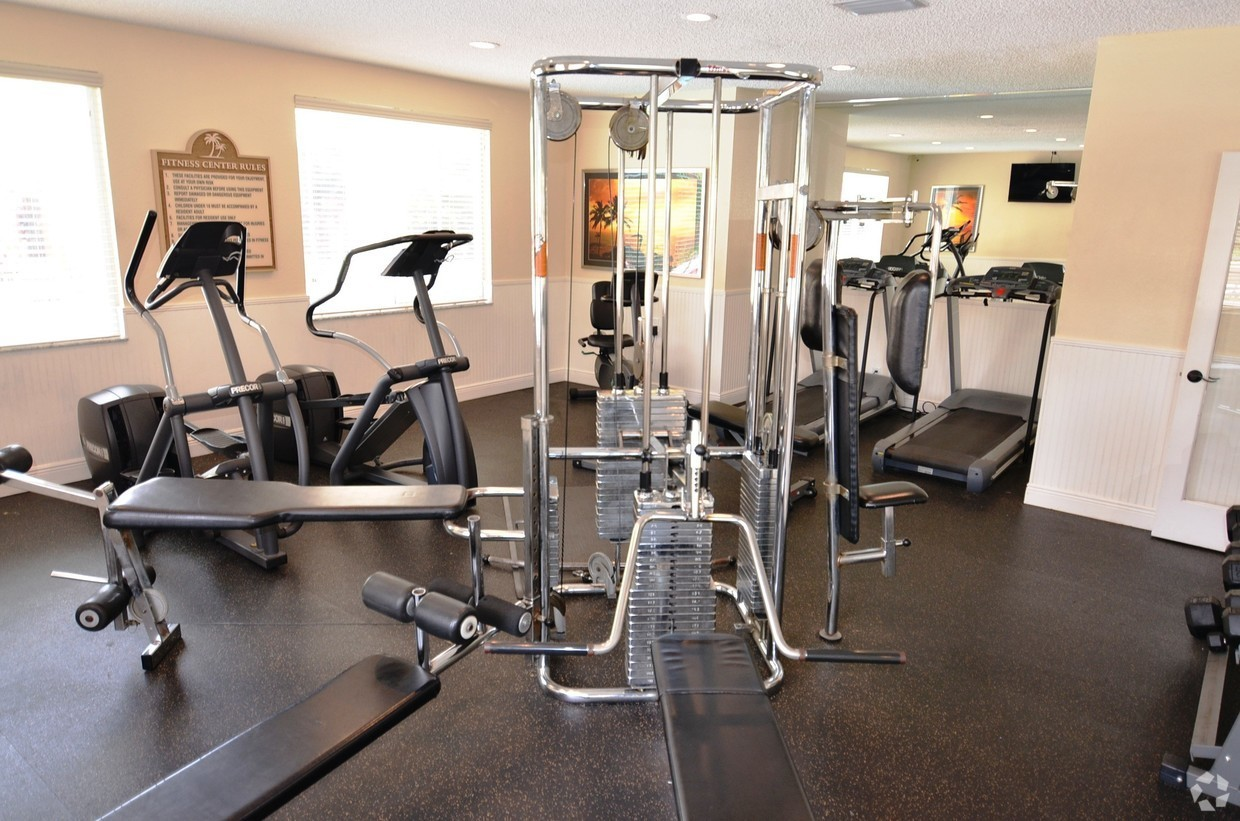 On Demand Fitness Center at Waterford Landing Apartments in Miami, FL