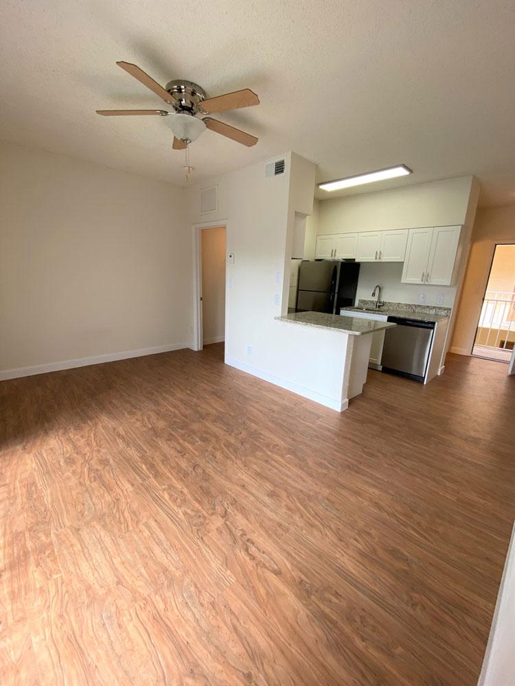 Spacious Floor Plan at Waterford Landing Apartments in Miami, FL