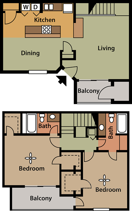 Floorplan - Kensington image