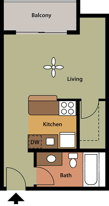 Floorplan - Stafford image