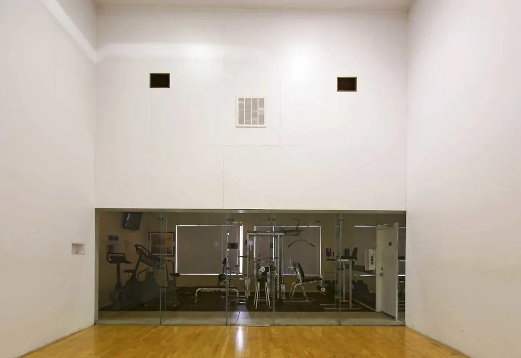 Racquetball Court at Waterford Point Apartments in Miami, Florida