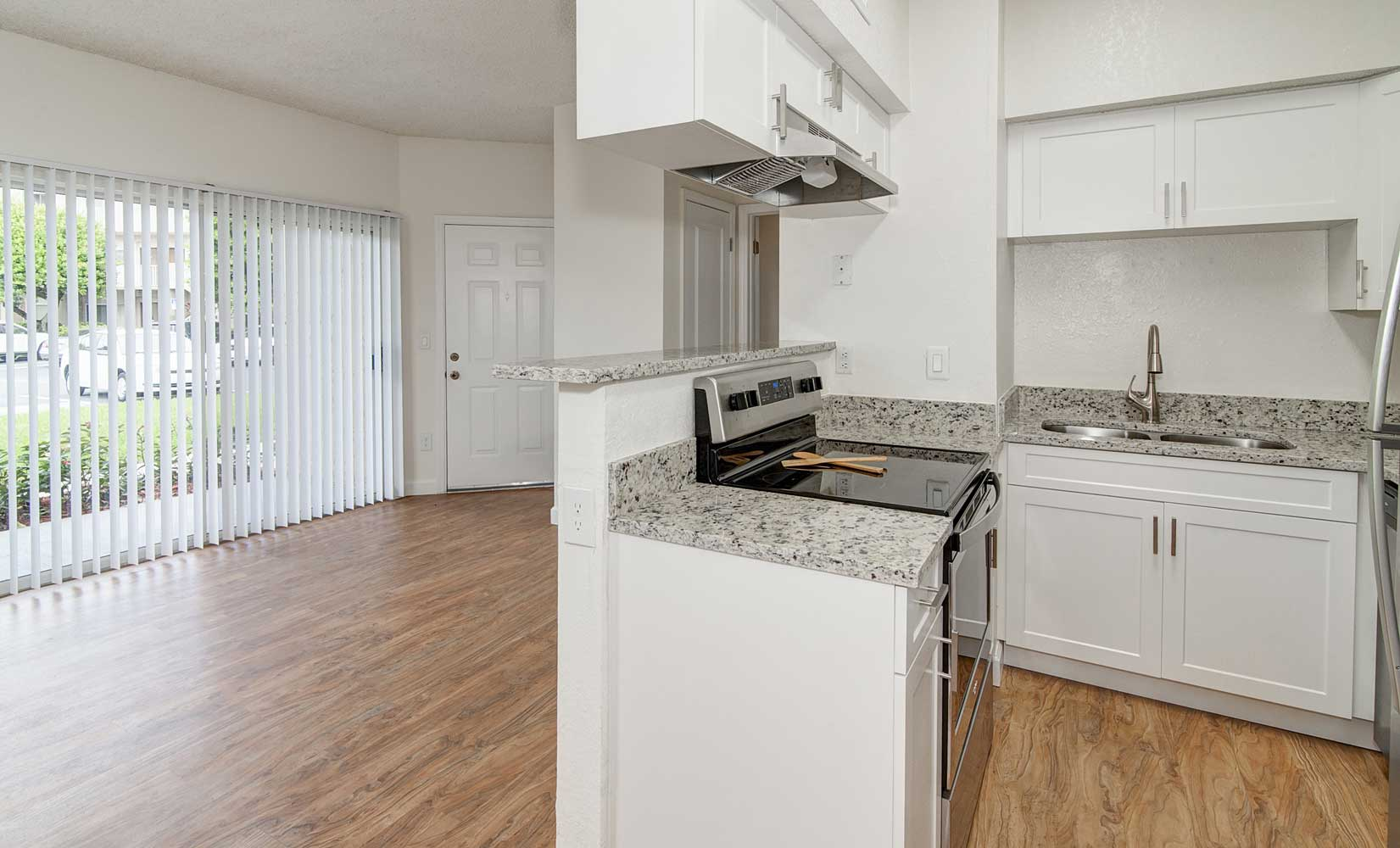 Stainless Appliances  at Waterford Point Apartments in Miami, Florida