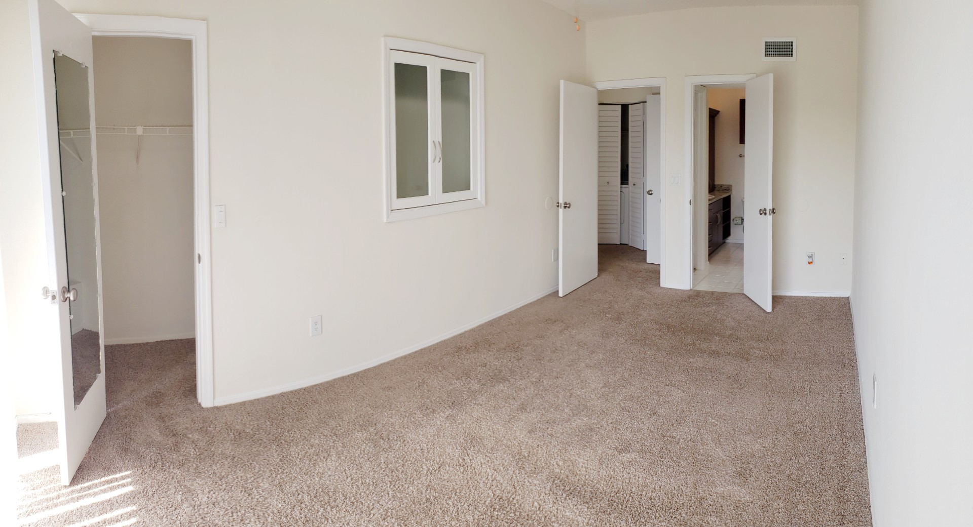 Floor Carpeted at Waterford Point Apartments in Miami, Florida