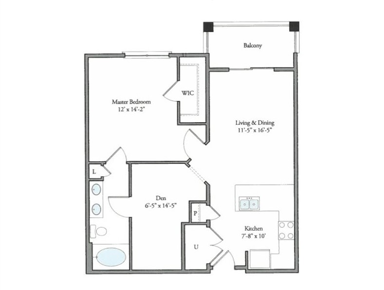 Floorplan - Lindale image