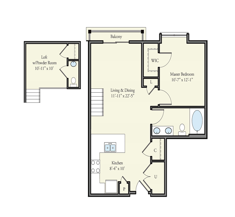 Floorplan - St. Andrews image