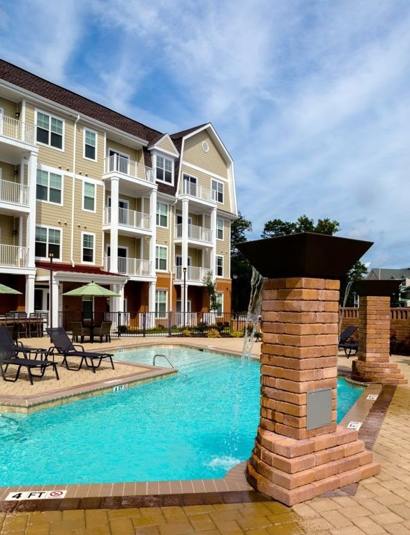 Premium-Style Amenities at The Watermark Apartments in Norfolk, Virginia