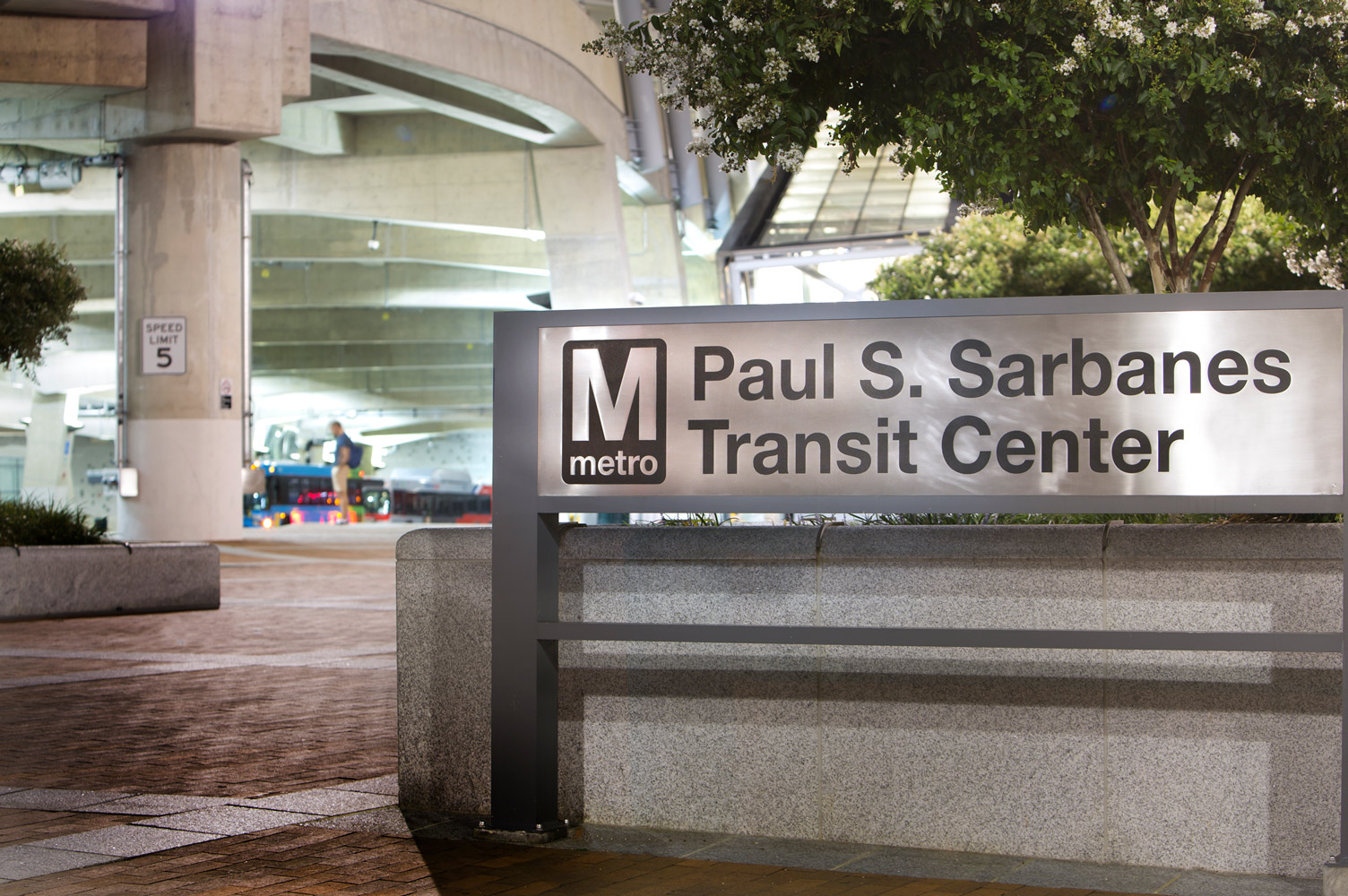 Silver Spring transit center is 5 minutes from Wayne Manchester Towers Apartments
