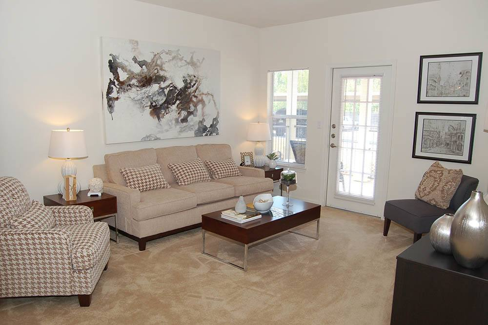Open  Floor Plans at Village at Westlake Apartments in Shreveport, Louisiana