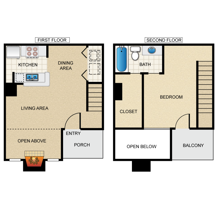 Westmount at Summer Cove - Floorplan - A4