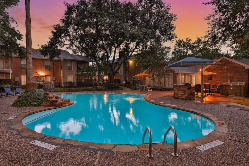 On-Site Swimming Pool at Westmount at Summer Cove Apartments in Houston, TX