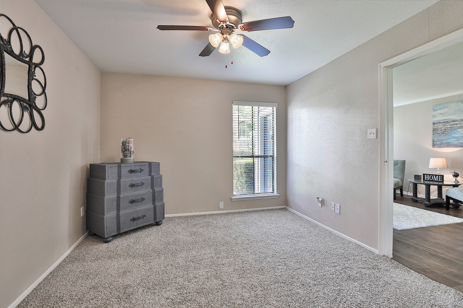 Ceiling Fans Available at Westmount at Summer Cove Apartments in Houston, TX