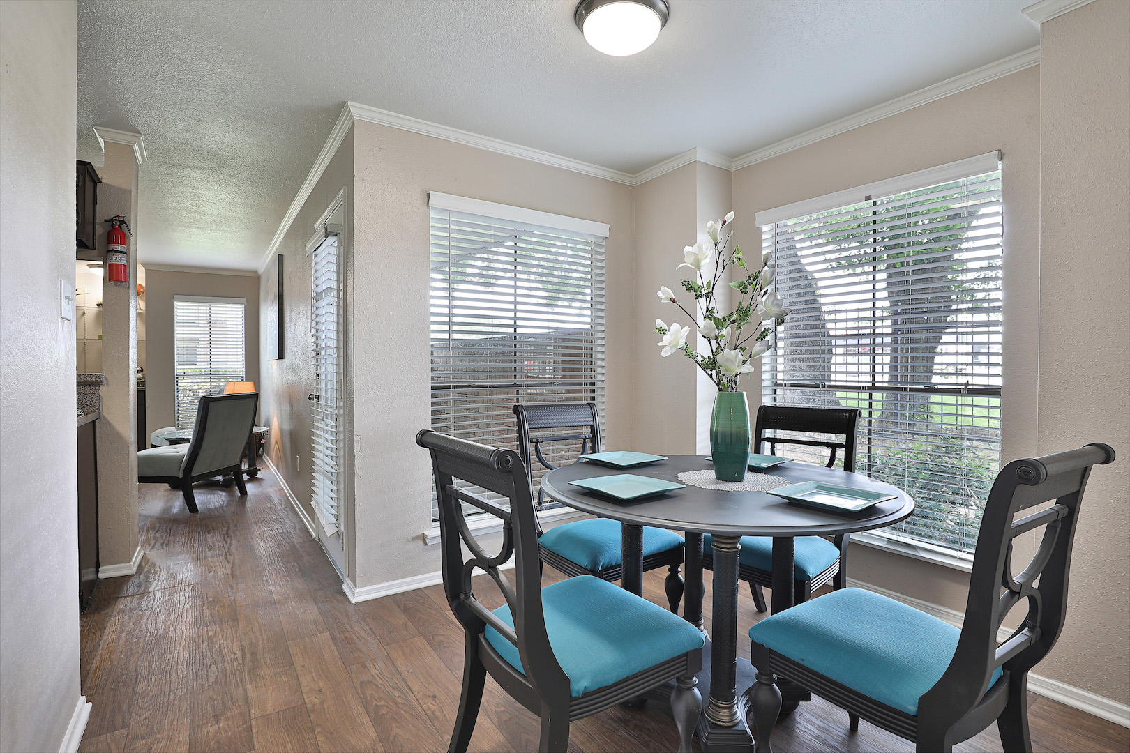 Dining Area at Westmount at Summer Cove Apartments in Houston, TX