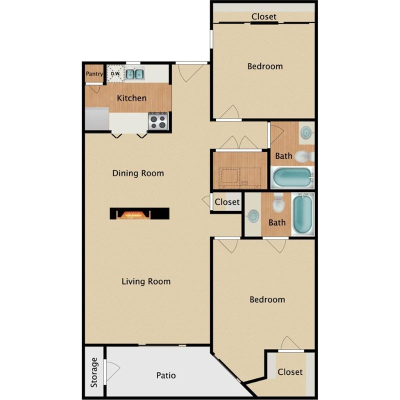 Westmount at Forest Oaks - Apartment 367