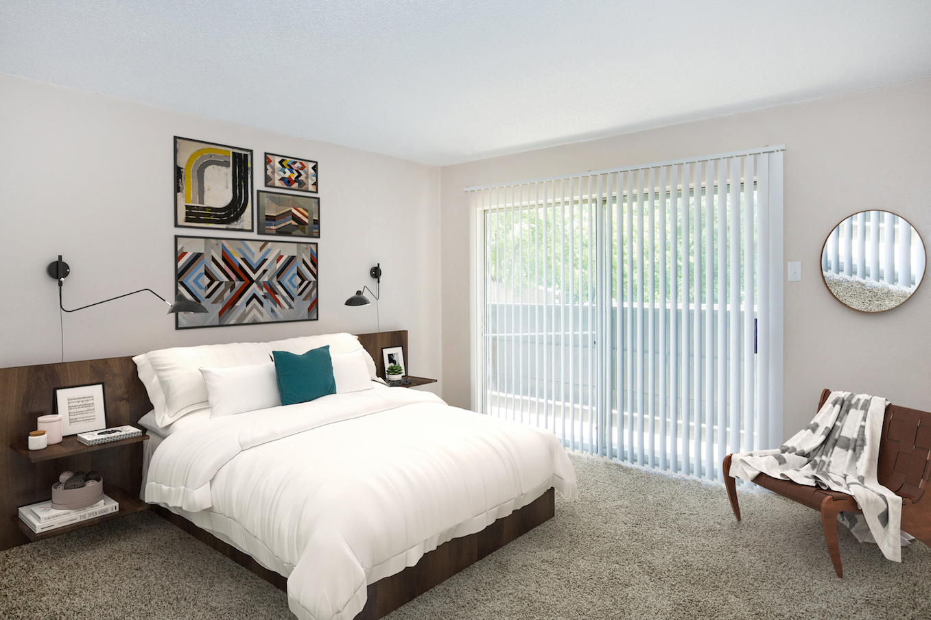 1 and 2-Bedroom Apartments for Rent at Westmount at Forest Oaks in Arlington, TX