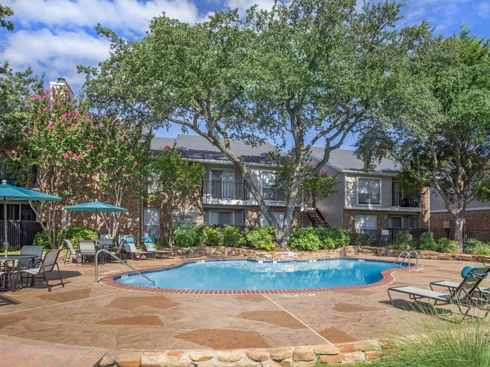 Swimming Pool at Westmount at Forest Oaks Apartments in Arlington, TX