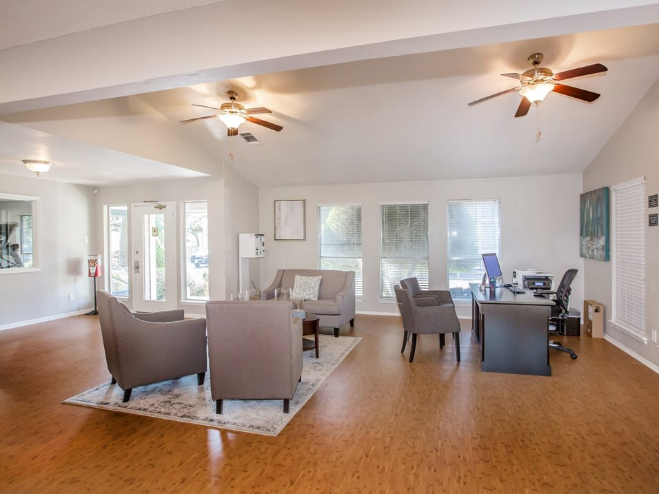 Ceiling Fans at Westmount at Forest Oaks Apartments in Arlington, TX