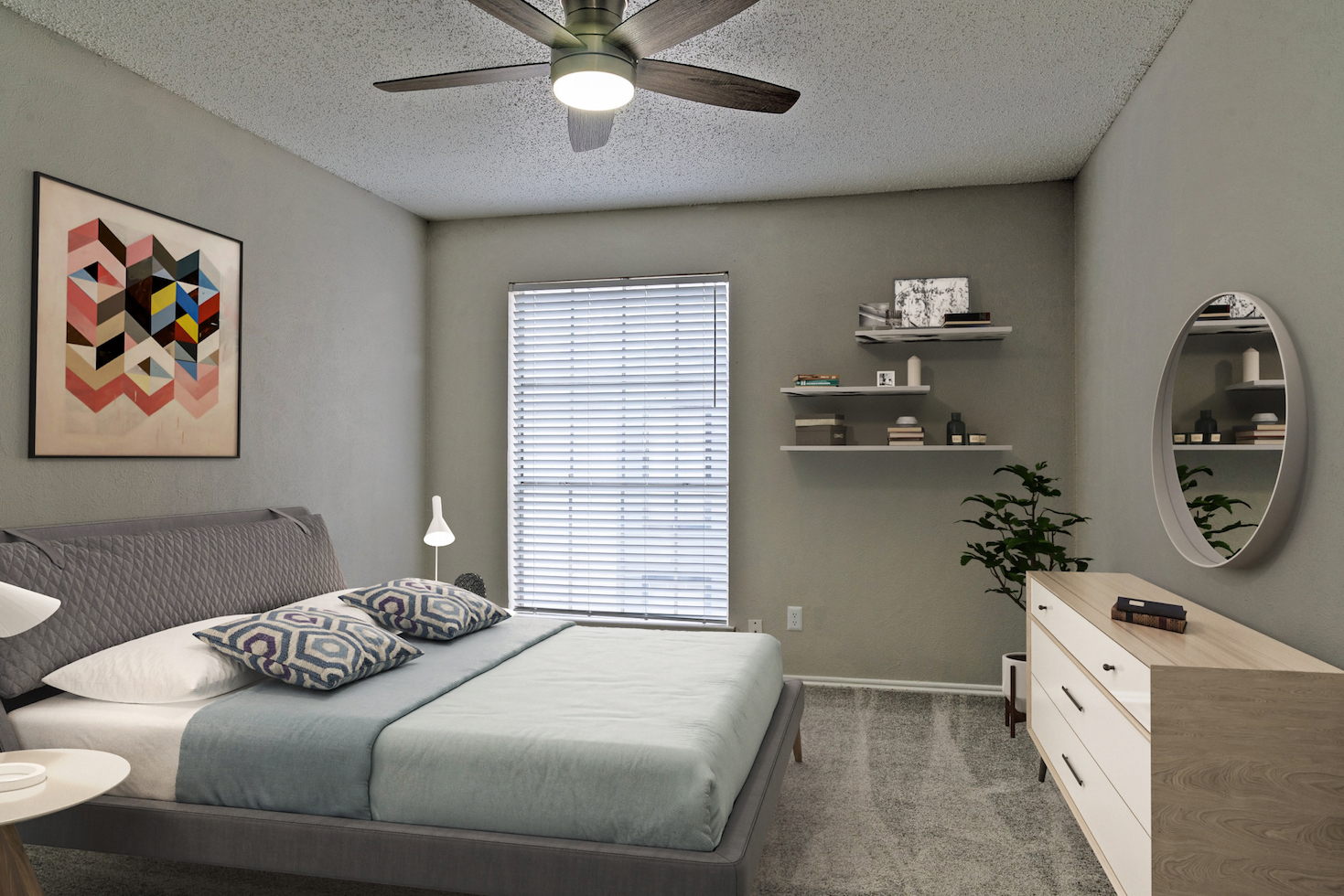 1 and 2-Bedroom Apartments for Rent at Westmount at River Park Apartments in Fort Worth, TX