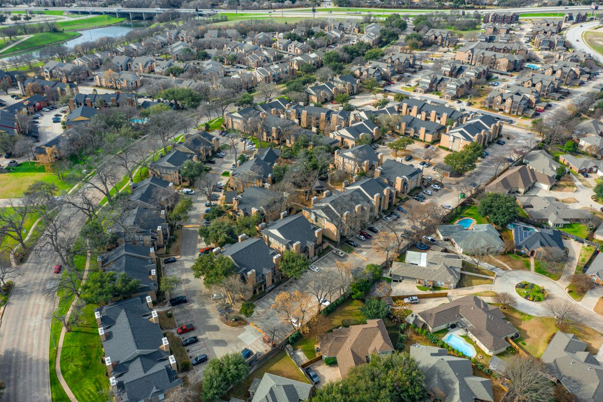 Master Planned Community at Westmount at River Park Apartments in Fort Worth, TX