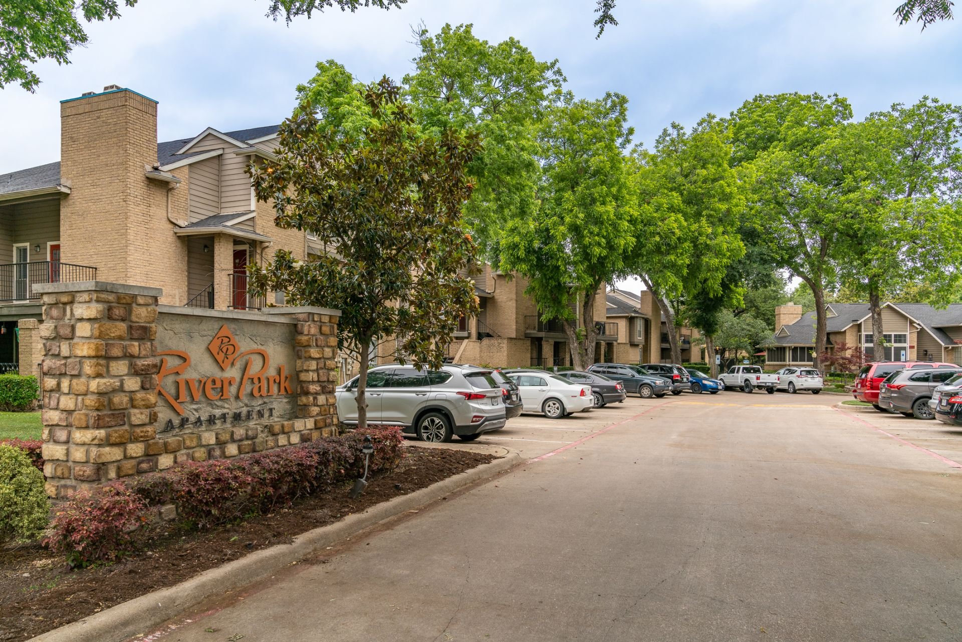 Ample Parking at Westmount at River Park Apartments in Fort Worth, TX