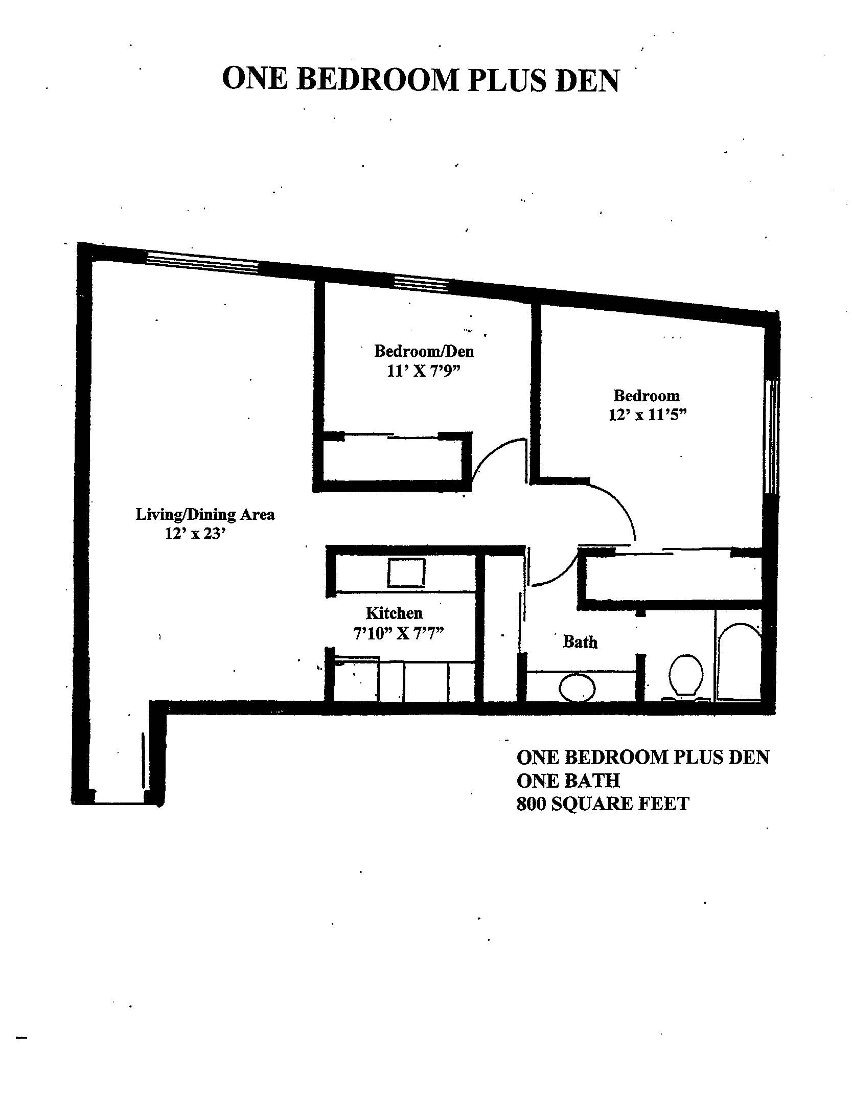 Floorplan - Westshore C1.5 - None Available      image