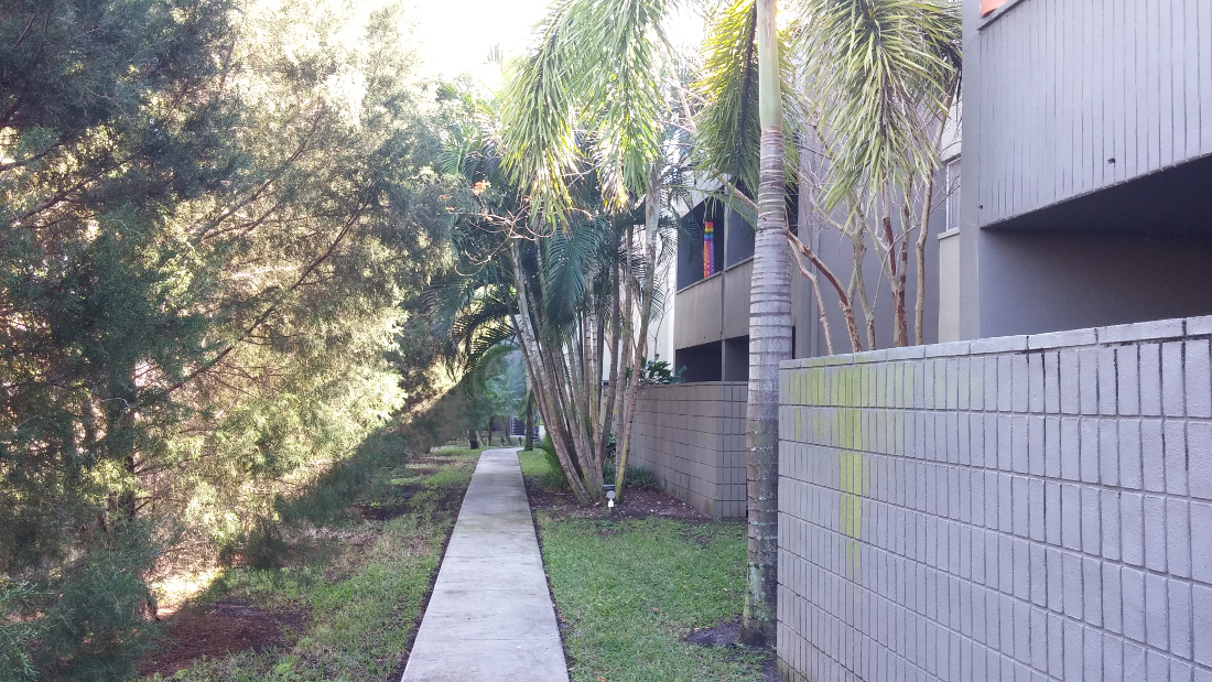 Exterior at the WestShore Apartments in Tampa, FL