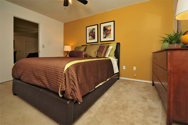 2-Bedroom Apartments for Rent in Denton at Westwind Apartments in Denton, TX