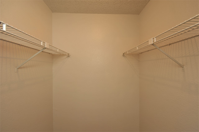 Large Walk-In Closets at Westwind Apartments in Denton, TX