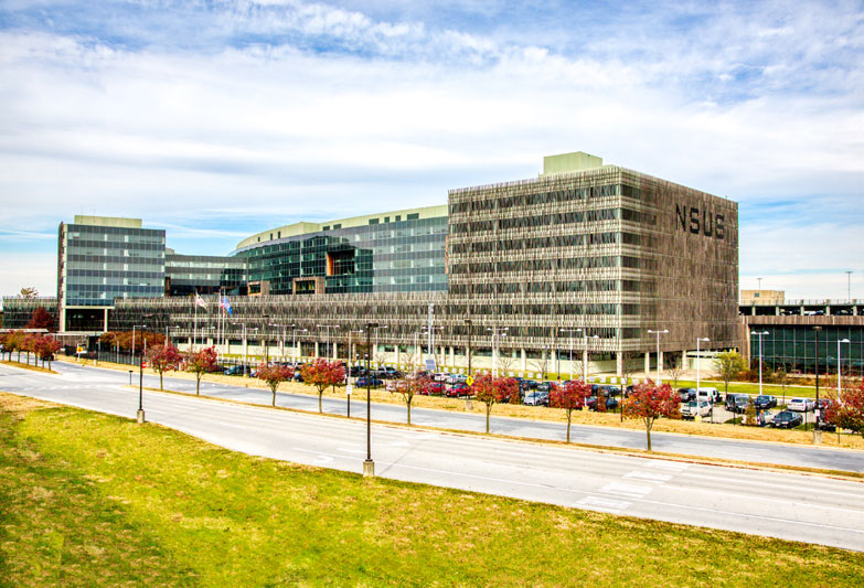 Suitland Federal Center is 3 minutes from Whitehall Square Apartments in Suitland, MD