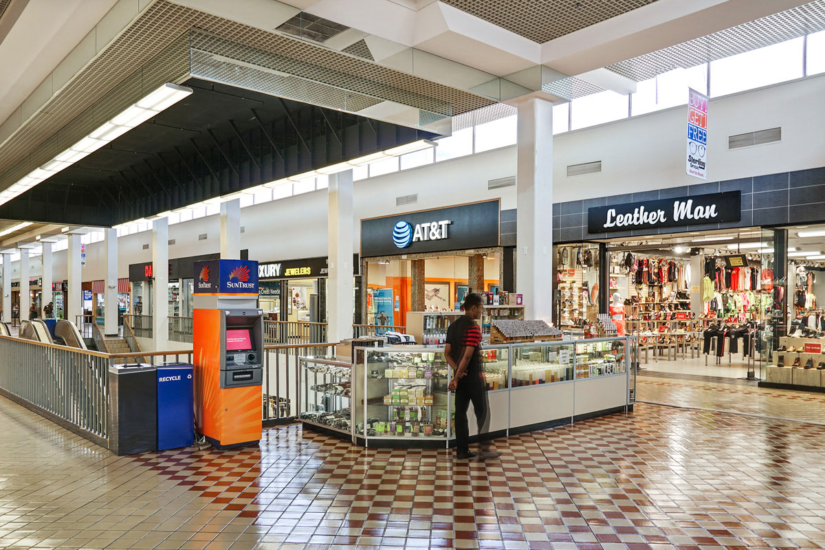 The Shops at Iverson is 5 minutes from Whitehall Square Apartments in Suitland, MD