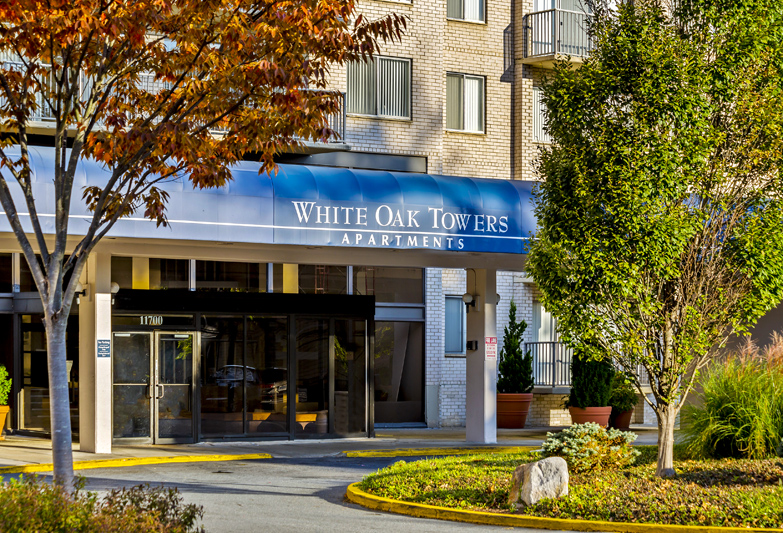 Welcome to White Oak Towers Apartments in Silver Spring, MD