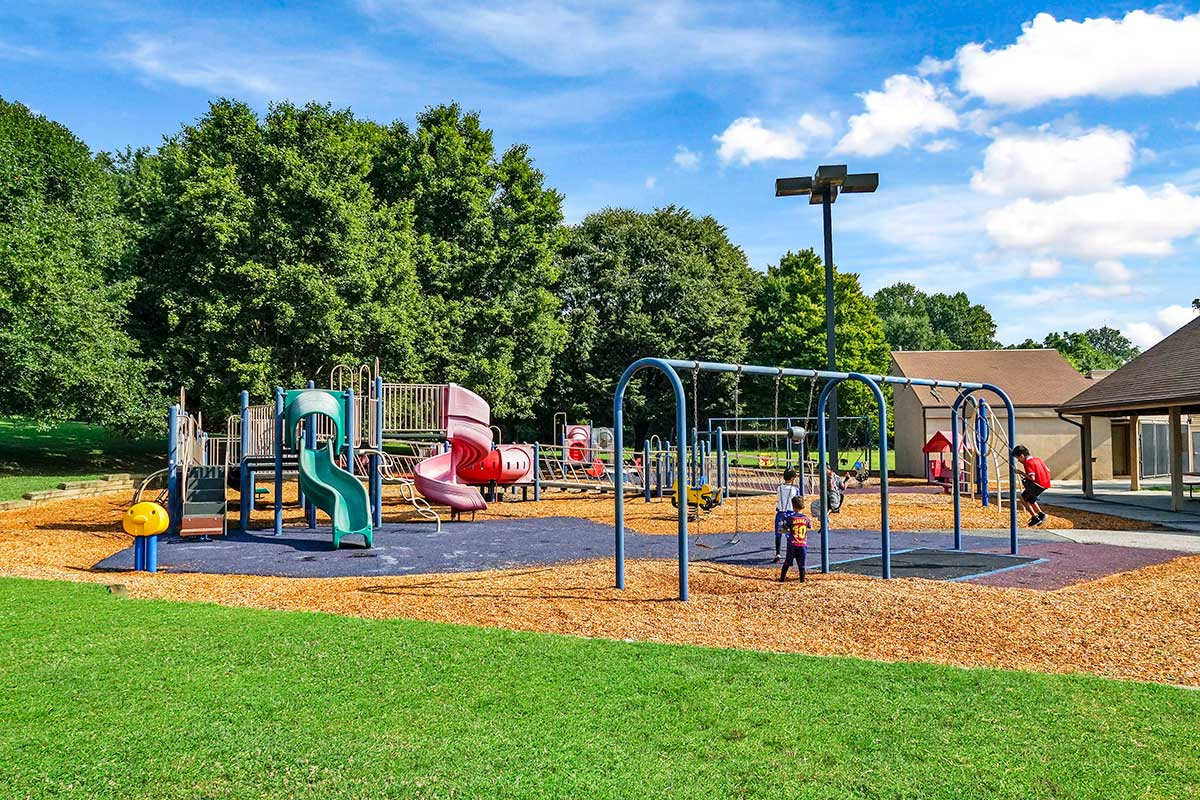 Playground 5 minutes from White Oak Towers Apartments in Silver Spring, MD