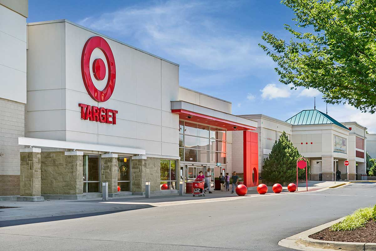 Target is 10 minutes from White Oak Towers Apartments in Silver Spring, MD