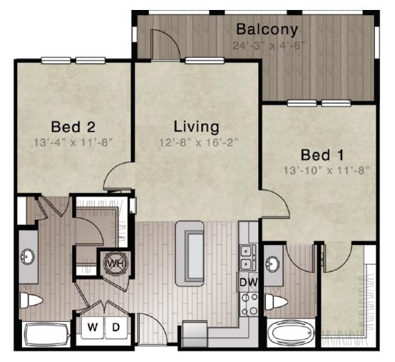Floorplan - Sago image