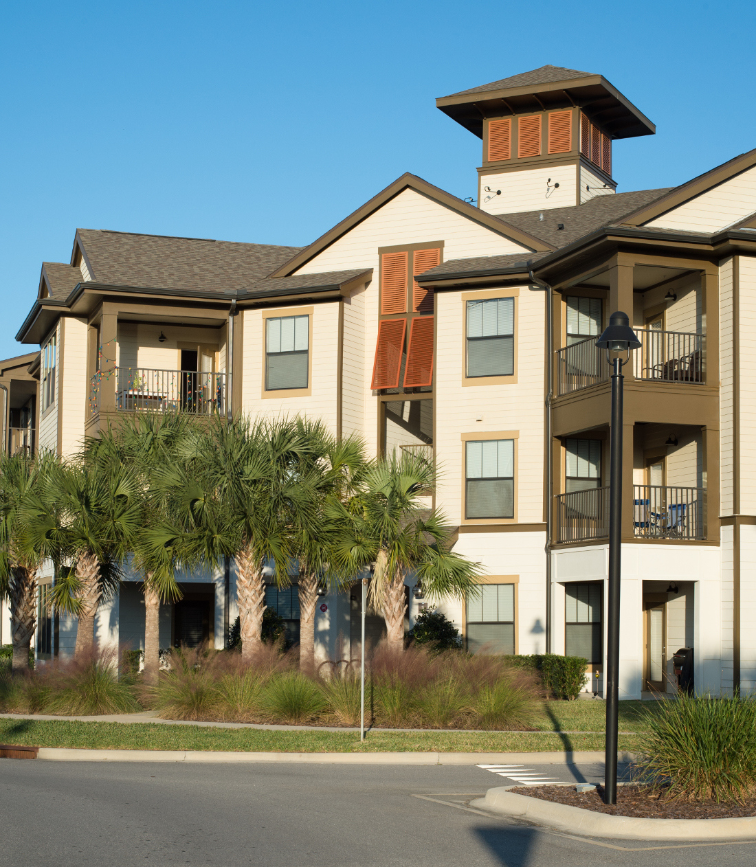 Apartments with Private Balcony at Whitepalm Luxury Apartment Homes in Port Orange, FL