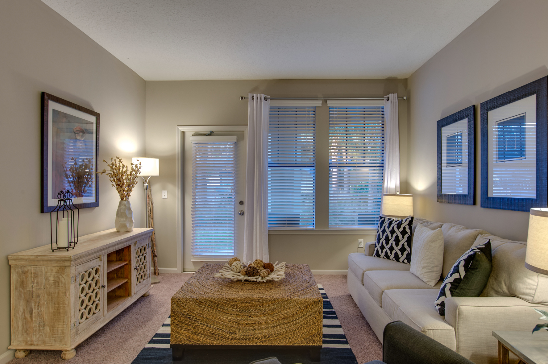 Neutral Color Scheme at Whitepalm Luxury Apartment Homes in Port Orange, FL