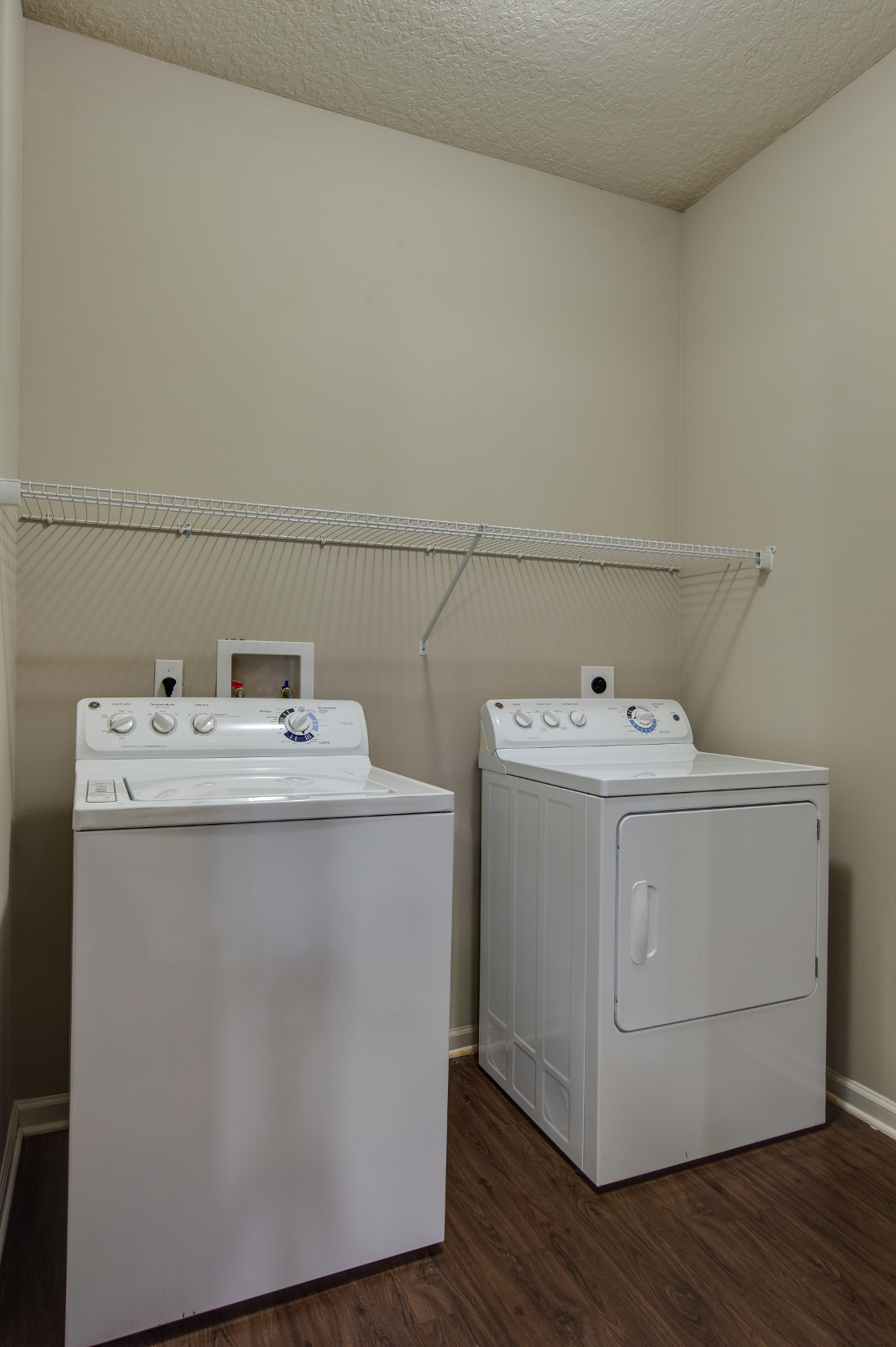 Washer and Dryer Area at Whitepalm Luxury Apartment Homes in Port Orange, FL