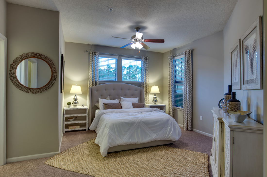 Large Bedroom at Whitepalm Luxury Apartment Homes in Port Orange, FL