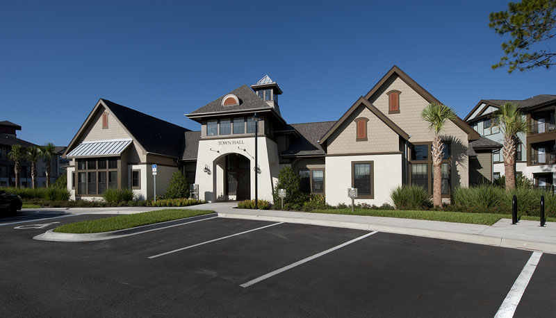 Expansive Clubhouse at Whitepalm Apartments in Port Orange, FL