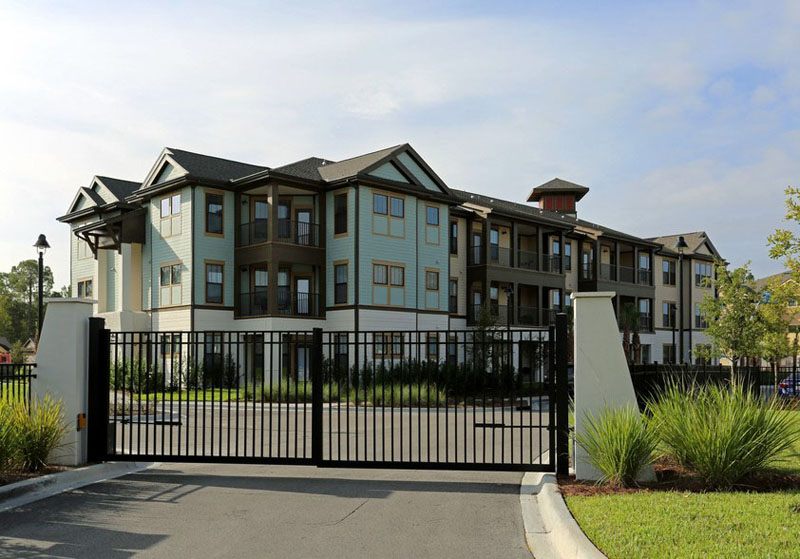 Gated Community at Whitepalm Apartments in Port Orange, FL