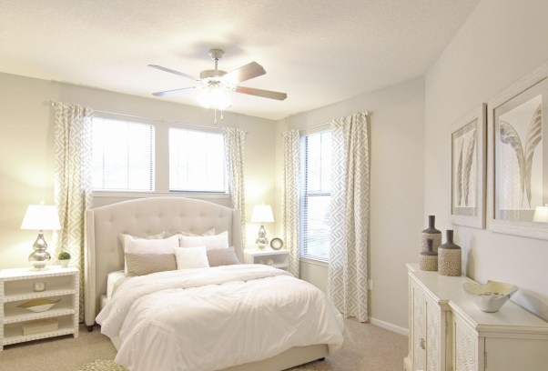 Spacious Bedrooms at Whitepalm Apartments in Port Orange, FL
