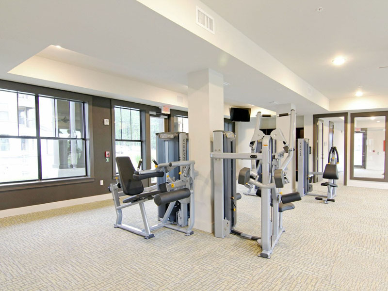 24-Hour Fitness Center at Whitepalm Apartments in Port Orange, FL