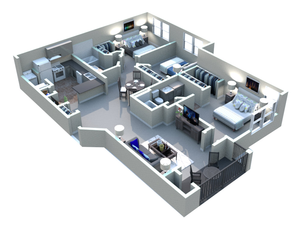 Floorplan - Greune image